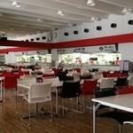 中央大学生協食堂 - 中央大学の生協の学食の様子