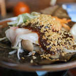恵那ラヂウム温泉館 - 料理写真:ほうば味噌定食☆