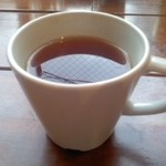 アボ アートボックスカフェ - セットの紅茶