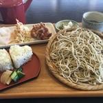 SOBA CAFEゆうひ - 恋叶セット1000円