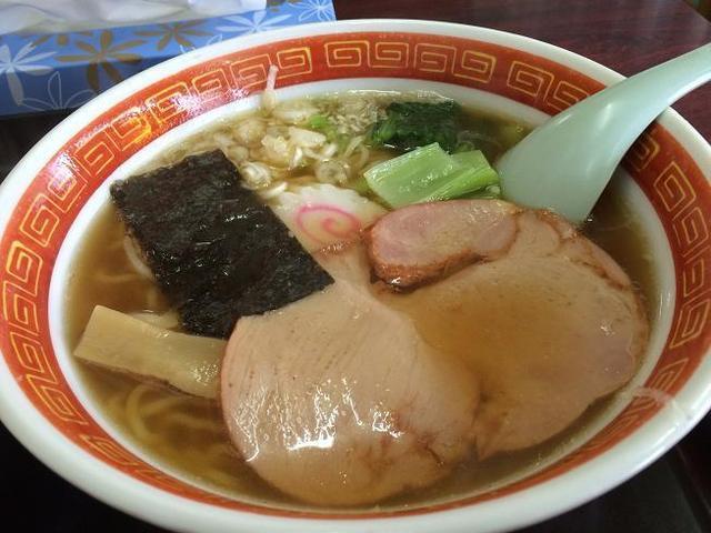 東京食堂 - 正油ラーメン
