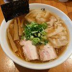 48338820 - ShiNaChiKu亭(ワンタン麺 1,000円)