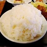 福華 - ご飯大盛り
