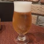 tre Bottiglie - 生ビール500円