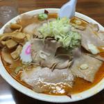 うれっ子 - タンタンチャーシュー大盛 ¥980