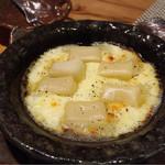 一文 - 吉田牧場のカチョカヴァロ(お餅と食べる様になってました♩)✩︎⡱