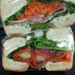 48346397 - サンドイッチ2種