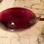 チオリ - 赤ワイン