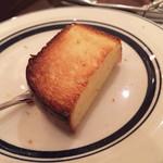 チオリ - 天然酵母のパンが 実に美味しい