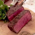 チオリ - メインのお肉