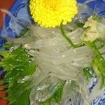 ■白魚(しらうお)