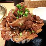 48347651 - 豚野郎丼 大盛り                       1,300円