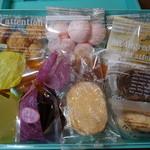ふらんす菓子屋 エミリー - 料理写真:2016.03 焼き菓子やゼリーの詰め合わせでした♪