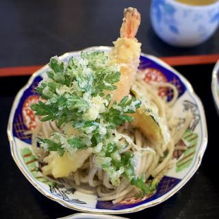 そば処 福そば - 料理写真: