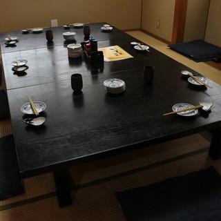 【個室完備】8名~最大30名まで