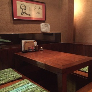 個室も大/小、完全/半と完備の充実ぶり!