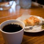 ヤマガラコーヒー - ヤマガラコーヒー 旧店舗コーヒー