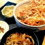 おふくろ屋 - 料理写真:かき揚げ丼