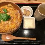 48354966 - 親子丼定食、1,100円