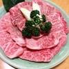 焼肉家東貴 - 料理写真:上カルビ 2,100円(写真は2人前)