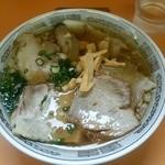 十八番 - 焼豚麺 800円