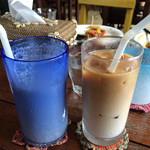 あやふふぁみ - バナナジュースとカフェ・オ・レ
