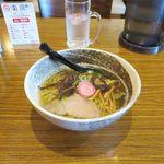 麺屋 潤焚 - かつお昆布だし塩(730円)