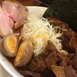 蒼龍唐玉堂 - 大肉麺1000円