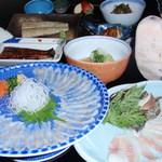 日本料理 日の出 - 浜名湖うなぎコース