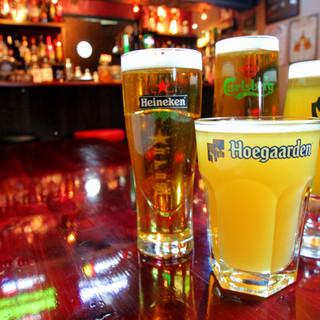 HANDsと言えばビール!!ビールと言えばHANDs!!