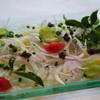 新鮮!鮮魚のカルパッチョ