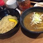 つけ麺 上方屋 五郎ヱ門 - カレーつけ麺