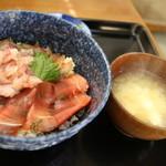 味はな - ずけ丼 魚は日替わり