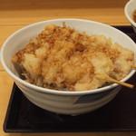 いわもとQ - 肉天丼