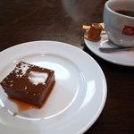 イル・クオーレ - ランチのドルチェ&コーヒー