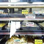 48371115 - お惣菜のショーケース