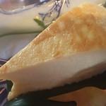 ギャラリーアンドカフェ 草画房 - チーズケーキ