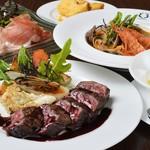 レクラ・ド・リール - 料理写真:記念日コースイメージ
