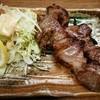 居酒屋ビッグ - 料理写真:上豚タン串焼き2本410円