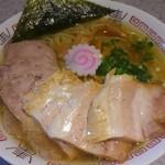 麺や 武蒼 - チャーシュー麺