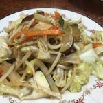 トックリ軒 - 野菜炒め