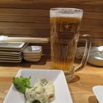 Kihachi - ビール(2016年3月)