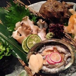淡路の水産会社直営店舗がオススメする魚介類