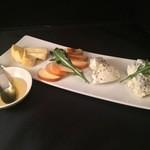 ダイニングカフェバー +AL - 4種のチーズ