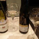 マチュリテ - ワイン呑み比べ