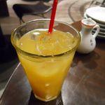 青龍門 - オレンジジュース
