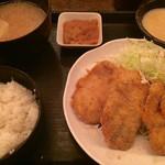 48382279 - 柔らか鶏かつ(おろしポン酢) ¥880