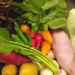 ノイ - 船橋で元気に美味しく育ったお野菜達♪