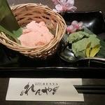 48383265 - 桜豆腐とよもぎ豆腐