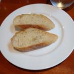 ボラーレ - 2016/3 ランチセット パン